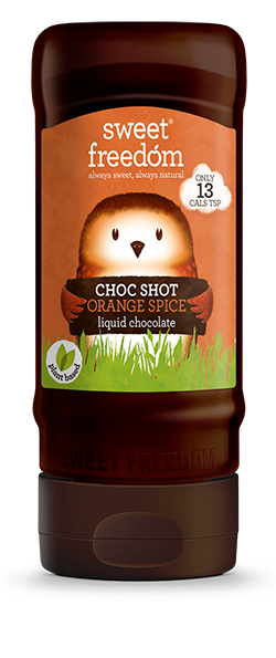 Choc Shot Orange Spice